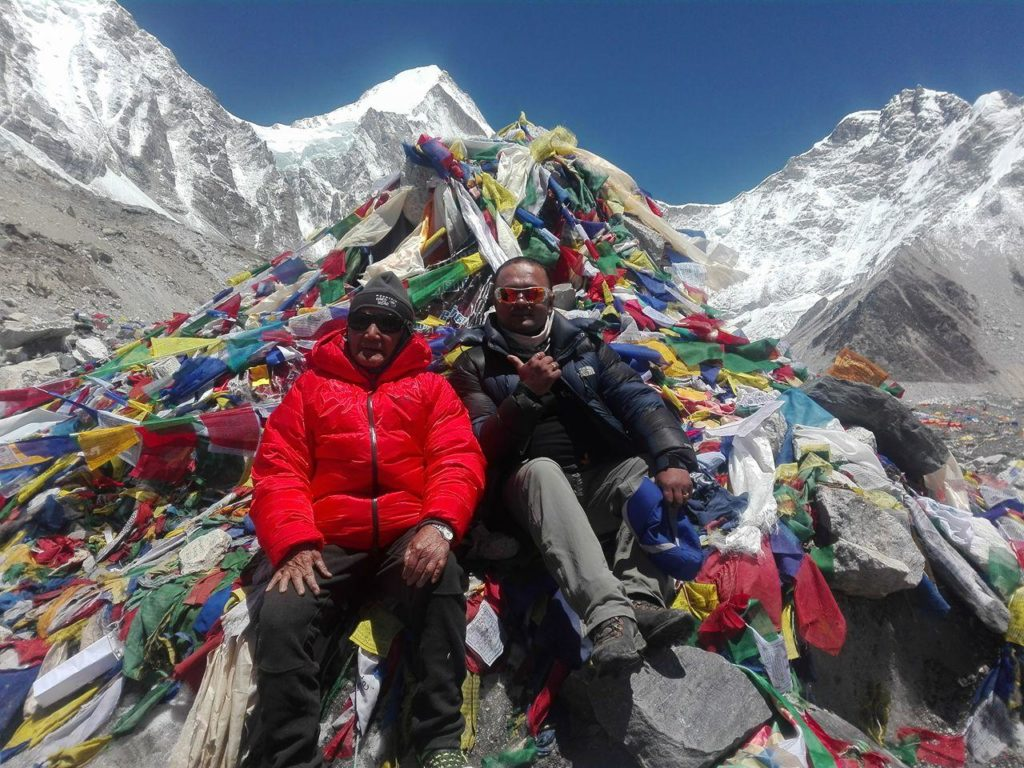 HOW OLD IS TOO OLD FOR THE EVEREST BASE CAMP TREK?